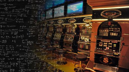 วิธีการทำคณิตศาสตร์สำหรับเกมสล็อตแมชชีน